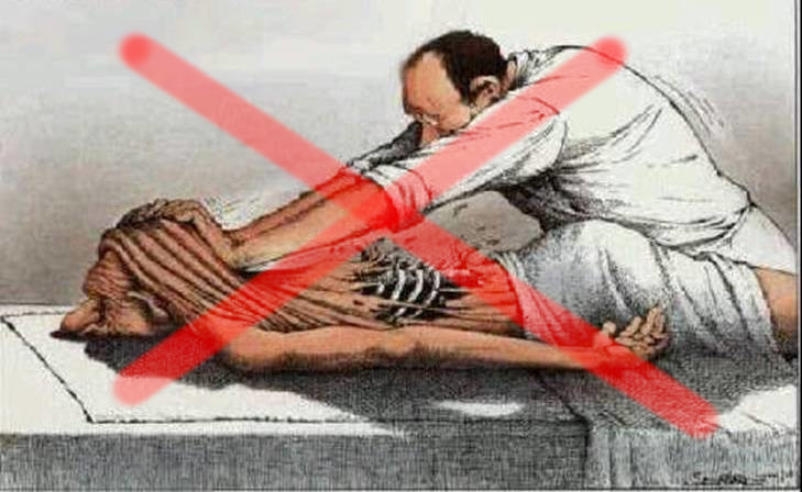 Benessum Andrea Ferioli Shiatsu massaggio trattamento funzionale vietato