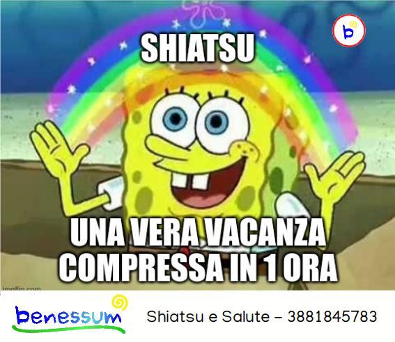 Shiatsu vacanza