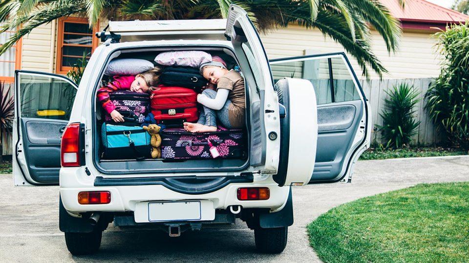 Stress da vacanza, fare le valigie