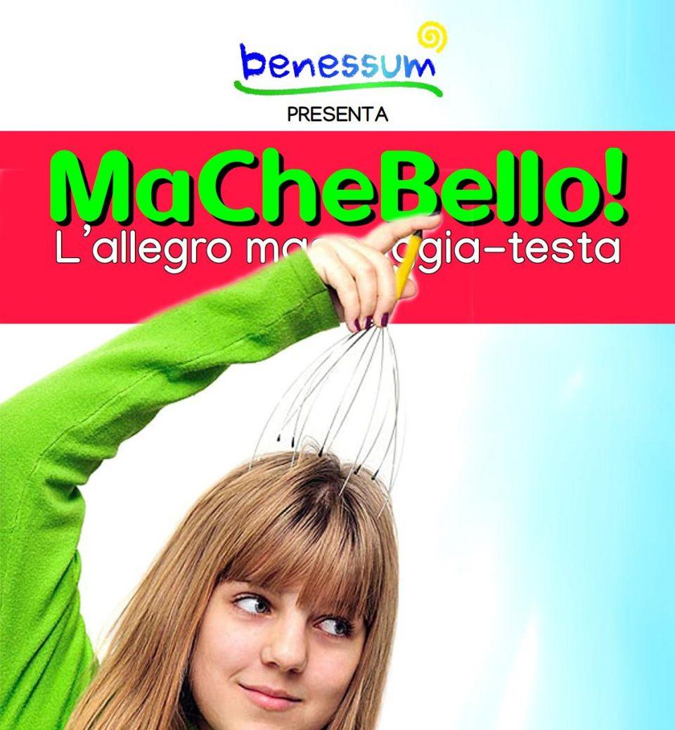 Ti presentiamo MaCheBello!, l'idea regalo completa, simpatica e semplicemente perfetta.