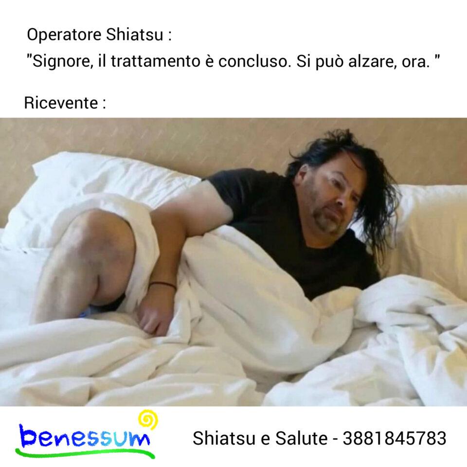 massaggio shiatsu trattamento rilassante